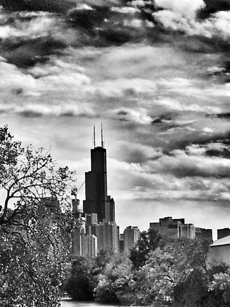 Chicago Sears Tower or Willis Tower Architecture Black & White Black And White Black And White Photography Black&white Blackandwhite Blackandwhite Photography Blackandwhitephotography Building Exterior Built Structure Chicago Chicago Architecture City Cityscape Cityscape Cityscapes Cloud Cloud - Sky Cloudy EyeEm Best Shots - Black + White Moody Moody Sky NEM Black&white Outdoors Overcast Religion Silhouette Sky Sunset Tower Willis Tower Willistower
