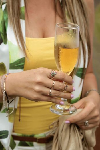 Cheers Fashion Wine Alcohol Glass Jewelry Celebration Women Drink Refreshment Ring Food And Drink Drinking Glass Party - Social Event Drinking Holding Lifestyles Exploring Fun My Best Photo