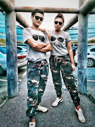 street boy&girl