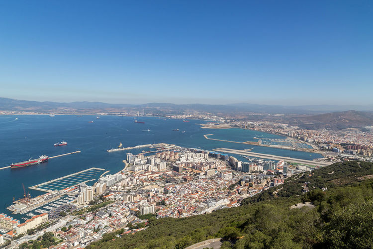 Gibraltar from above... Aerial View Beautiful Landscape Beautiful Landscapes City Cityscape Coastline Famous Places Gibraltar Gibraltar Landscape Gibraltar Rock Gibraltar Views Harbor High Angle View Landscape Landscapes Rock Of Gibraltar Sea Stunning Landscape Stunning Landscapes Tourism Travel Travel Destination Travel Destinations Travel Photography Tree