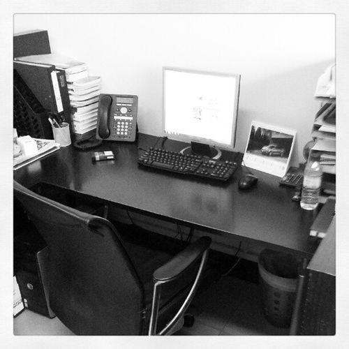 Back in office