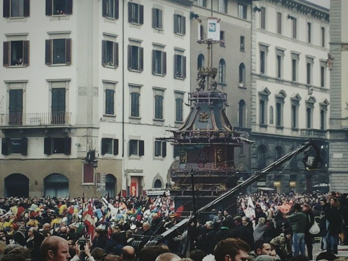 I'brindellone Florence My Country TraditionalEaster