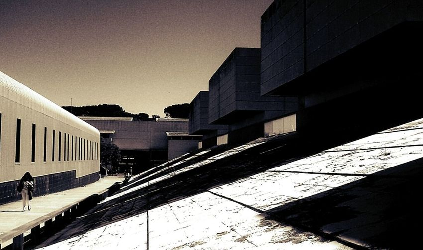 Architecture Street Photography University Campus