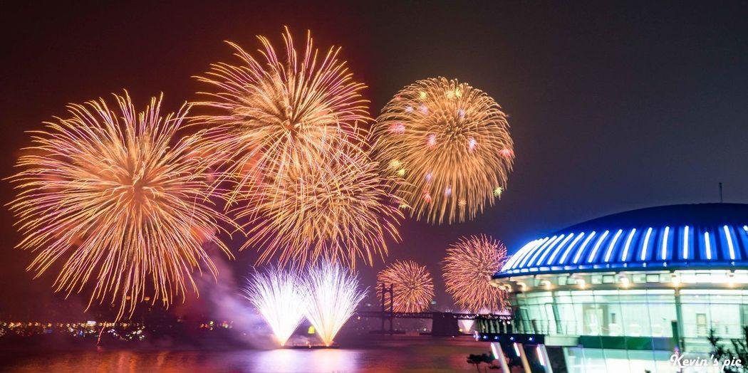 Fireworks First Eyeem Photo Instagram @ Owoongf One Wild Night