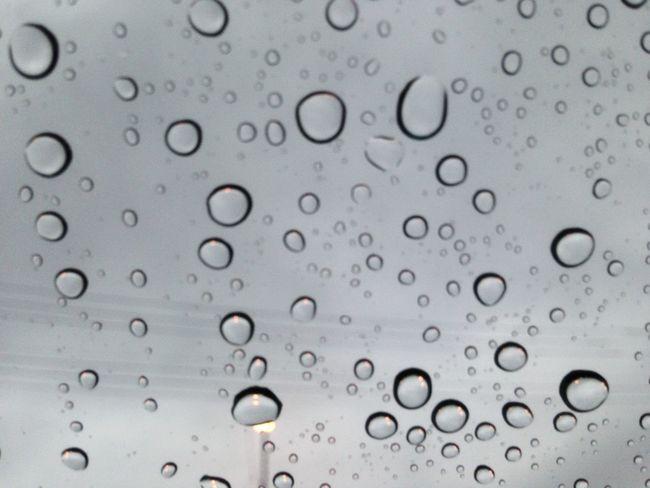 Rain Good Morning!
