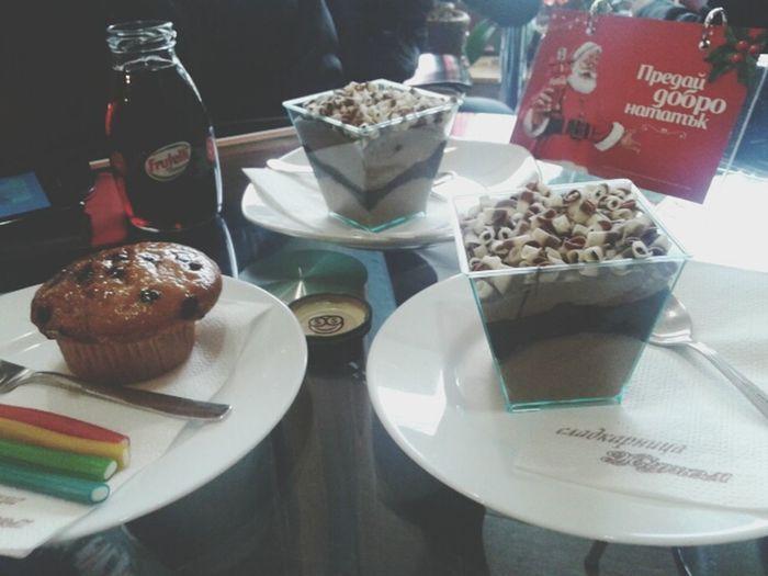 Happy Birthday! Chocolate Cake Nom Nom Nom Dessert