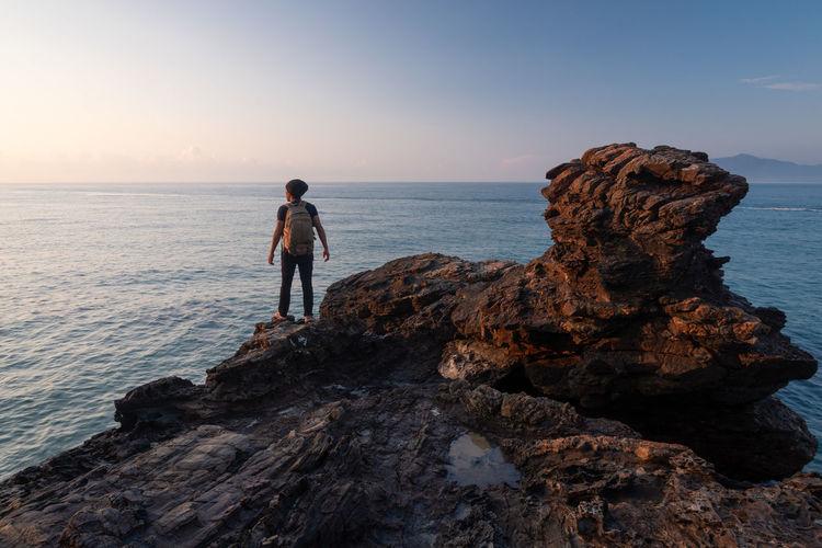 Sea Rock Rock -