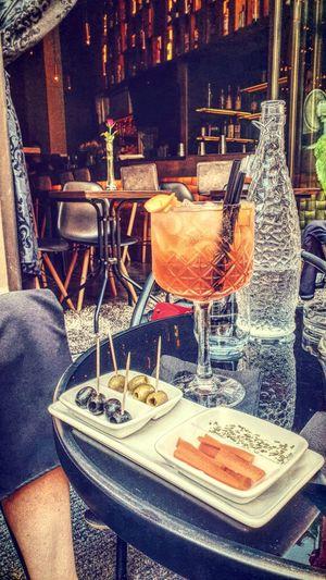 Wineglass Drink