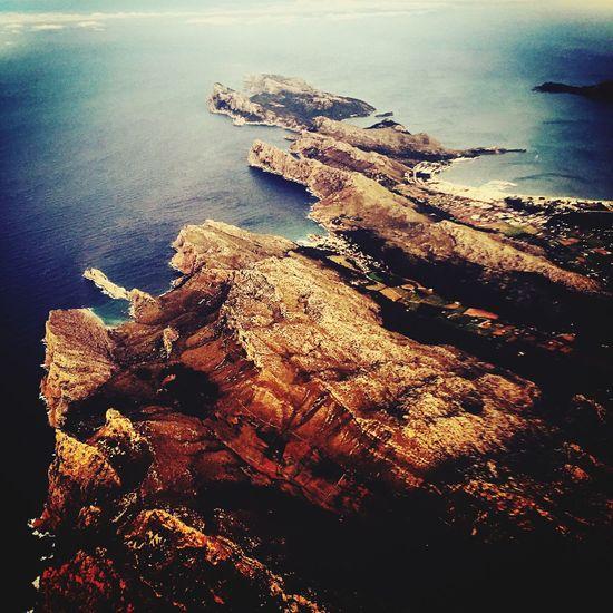 Up in the air Upintheair Mallorca Christmas Sea Beautiful Cap De Formentor Pollença Plane