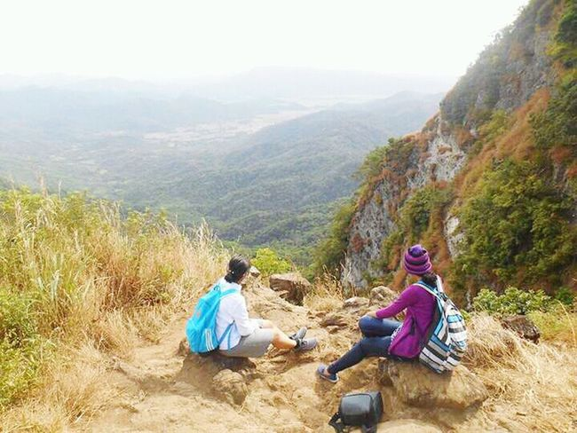 enjoying the view @ Picodeloro / Mt.palaypalay Cavite Philippines Hikingadventures EyeemPhilippines Showcase: December Adventure Buddies The Great Outdoors - 2017 EyeEm Awards Live For The Story