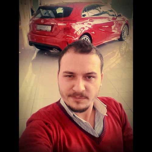 Mercedes-Benz A180amg Red
