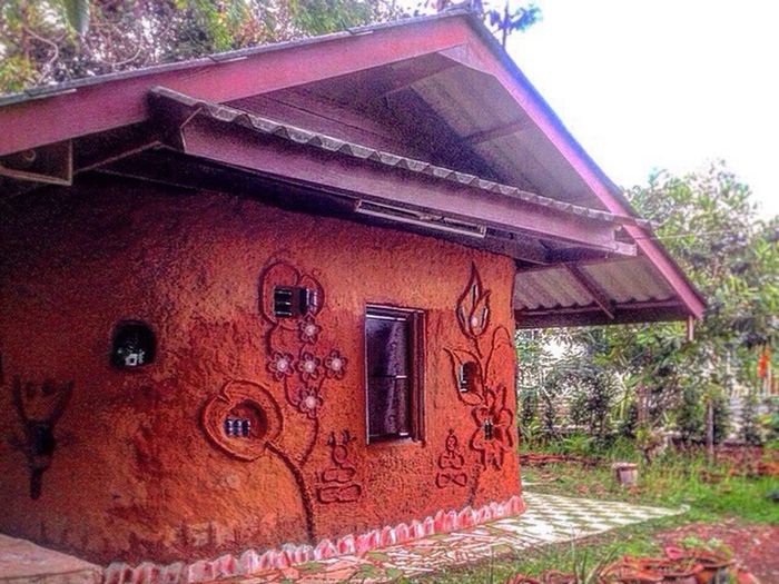 Mud House Nature Morals  Nature_collection Building Art Beautiful Place Good Memory