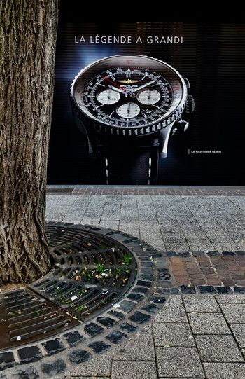 Street Photography Streetphotography No People Day Architecture Street Safety City My Best Photo Transportation Security Communication Water Built Structure Sign Sunlight Close-up Outdoors Nature Protection Metal Time Architecture Clock Tree Clock Face Cobblestone City Wall - Building Feature The Past