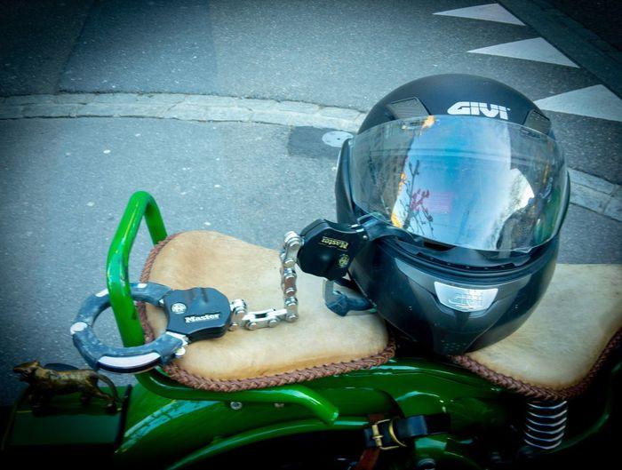 Safe Helmet