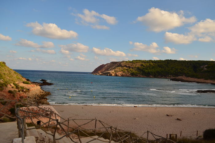 Menorca, La Vall Baleares Beauty In Nature Menorca Menorca Beach Nature Sand Sand & Sea Stairs Treppe