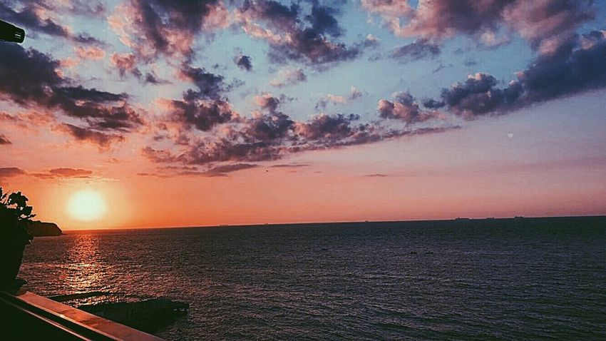 Yalova Cinarciksahil Sunset Sea Sun Nature Water Summer Turkey Gunes Deniz