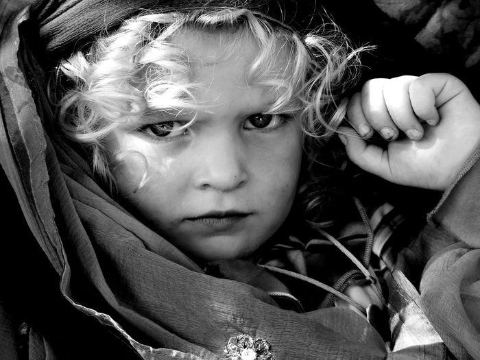 Human Eye Beautiful Woman Close-up Introspection First Eyeem Photo