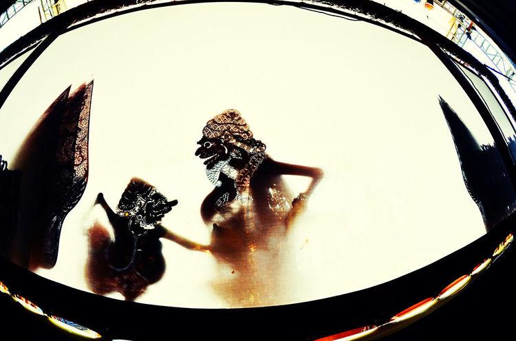 Wayang Kulit Performances INDONESIA Indonesian Wayang Art Creativity Culture Reflection Wayang Kulit