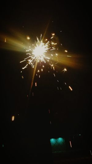 Firework Display Firework - Man Made Object Celebration Night Sparks Illuminated Glowing Blurred Motion Outdoors Sparkler Sky Multi Colored Celebration Event Family ♥ MexicaliBajaCalifornia Apoyando A Talento Cachanilla. Christmas Lights