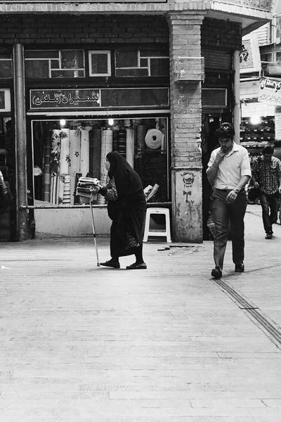 People Watching City Life Exploring Taking Photos