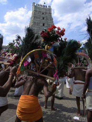 Tempelfest Hamm Ruhrgebiet Asian Culture