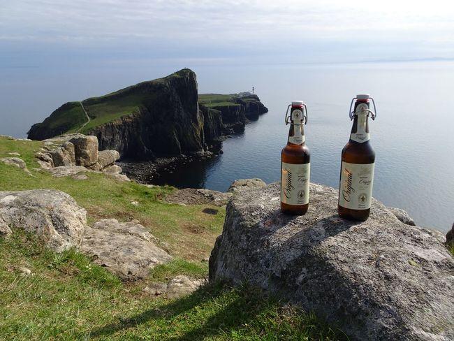 Scotland Isle Of Skye Beerporn Beer Point Neist Bayreuth