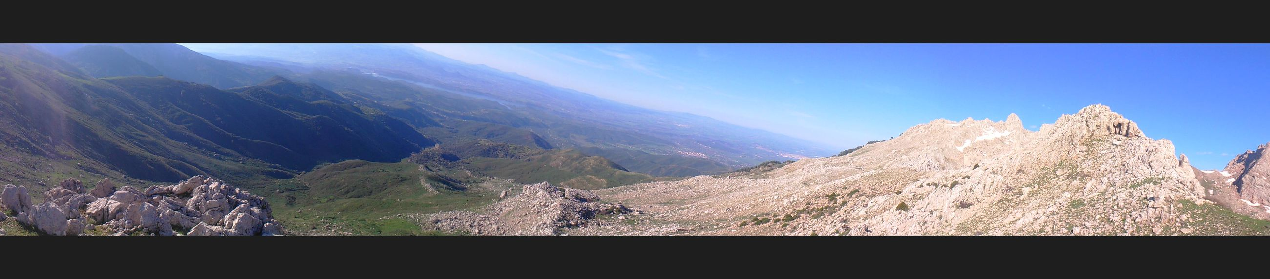 Outdoors Tranquility Mountain Range Panorama Algeria Djurdjura North Africa Tikjda Freedom Flying In The Sky Solitude Lac Agoulmim Miles Away No People The Great Outdoors - 2017 EyeEm Awards