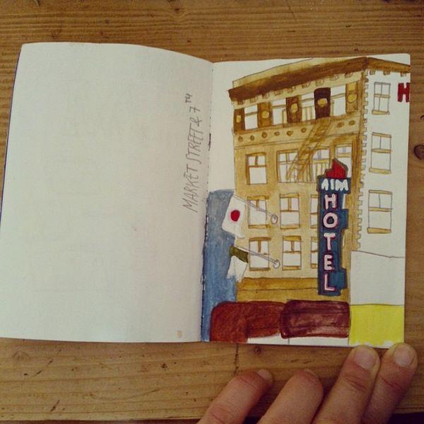 Hotel Draw Marketstreet Sanfrancisco
