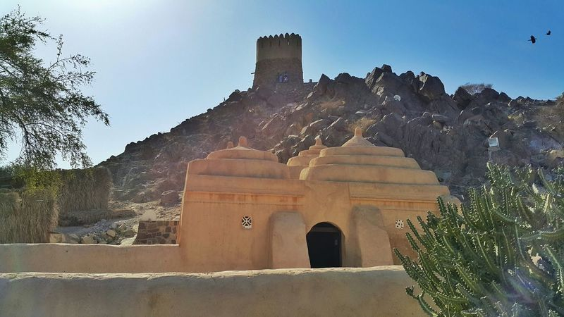 The oldest extant mosque in the UAE, the Al-Badiyah Mosque, also known as the Ottoman mosque in Fujairah Exploring New Ground Historical Building Tourist Attraction