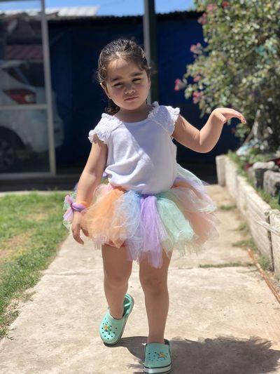 Hada Childhood Child Girls Full Length Females Real People Women