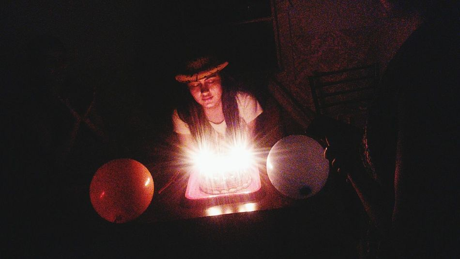 Making A Wish Birthday Girl Happy Birthday To Me Friendship Surpriseparty Love Surprises