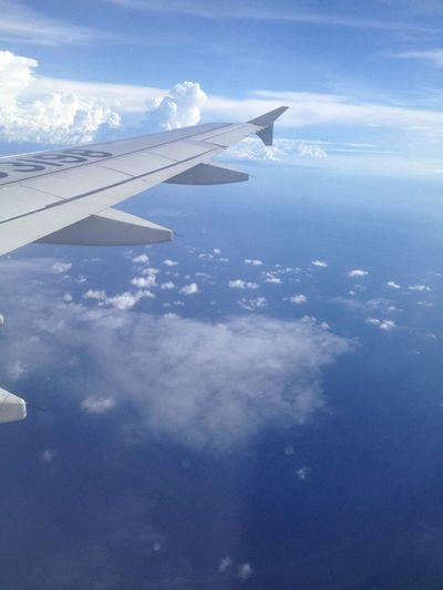 Nofilter#noedit Boredonplane Onplane Clouds