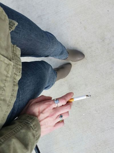 Rule Of Thirds From My Point Of View Smoking Jeans Boots Baubles Vscocam Black Opal