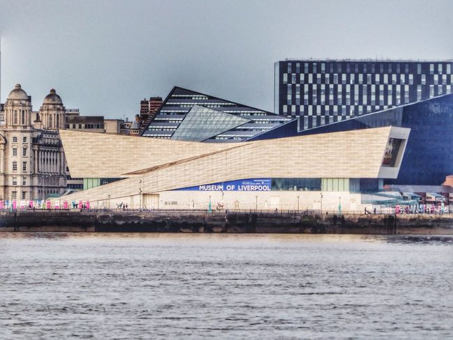 Museum of Liverpool,Old and new,Liverpool view,docks, Bad Weather In Liverpool Taking Photos buildings