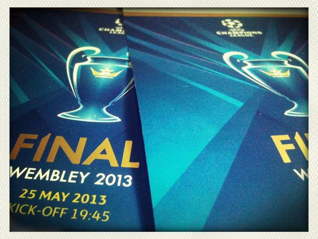 FC Bayern Champions League Road To Wembley Mia San Mia