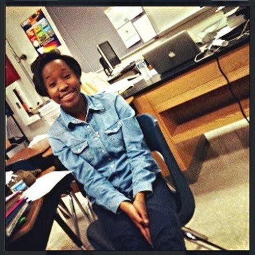 Earlier In Class