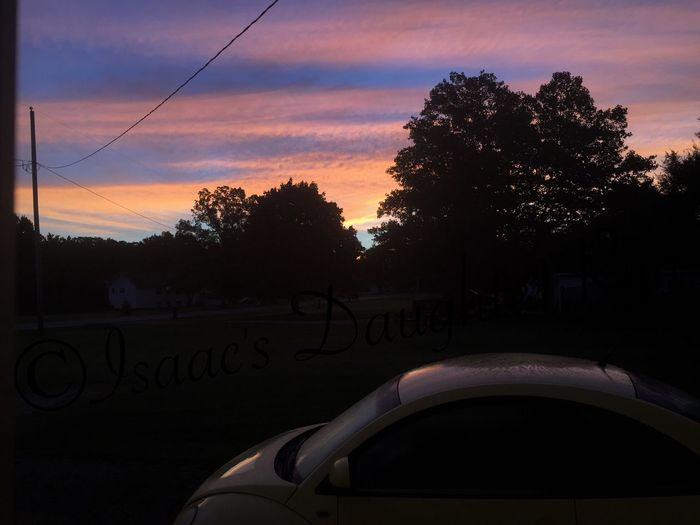 Sunrise. Sunrise Outdoors Sky IPhoneography No People Dramatic Sky