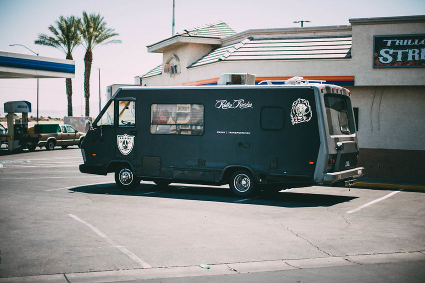 Transportation Day Outdoors Fuel Pump One Man Only Sky People Photographerinlasvegas Evanscsmith Transportation City Street