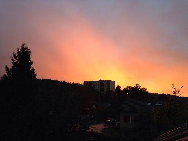 Sunset Sky Nature Eye4photography