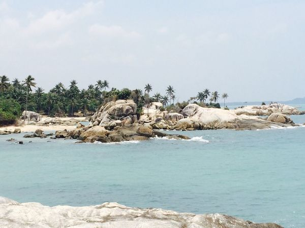 Parai Tenggiri Beach Bangka Iphone5s
