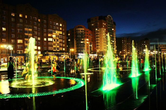 My Town , Russia, Night View