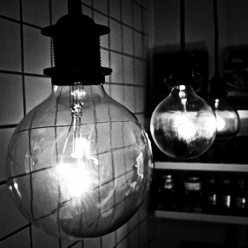 Light Bulb In