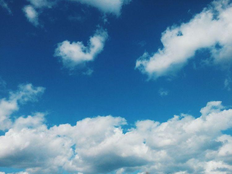 Vscocam Vscocamera Vscosky Blue Sky