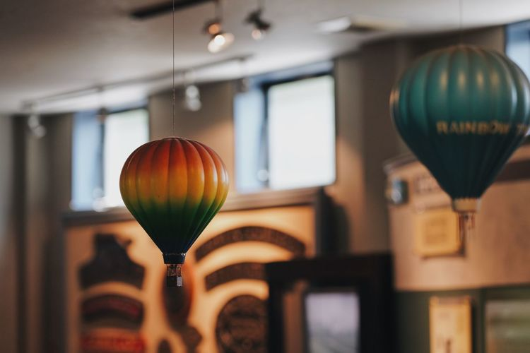 Processed with VSCO with a6 preset Indoors  Focus On Foreground Balloon Celebration Technology Selective Focus Leisure Activity Photography Themes No People Decoration Close-up Lighting Equipment Illuminated Lifestyles Day Hanging Green Color Ceiling