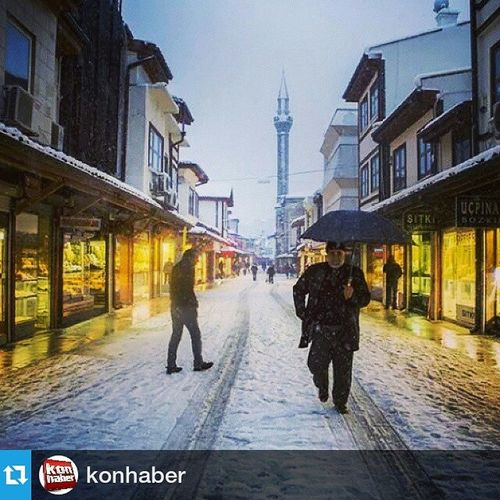 Foto : @konhaber ・・・ Comseekonya Konya Bedesten