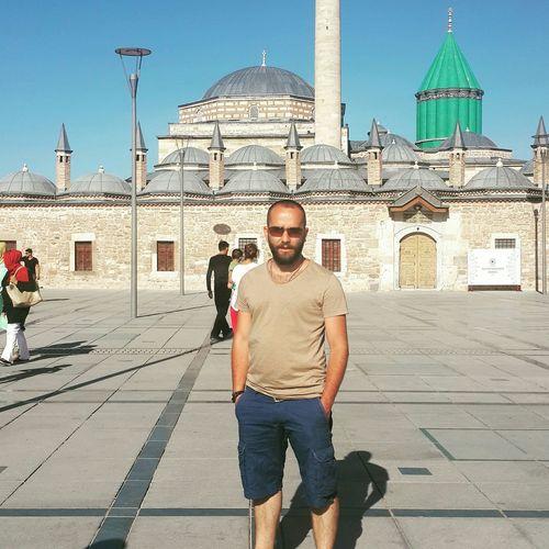 Me That's Me Mevlana Konya Cami Mosque Museum Mevlanacami Photography People