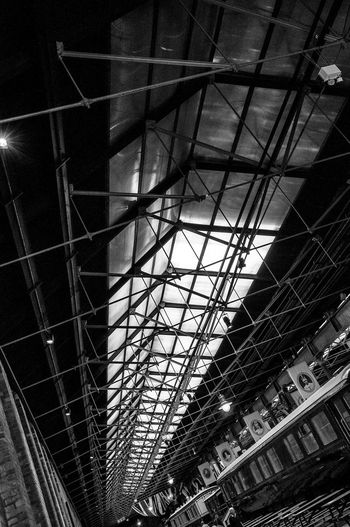 Bw_collection York Railway Station