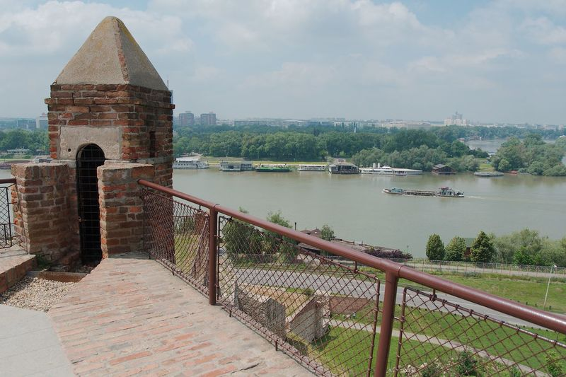 Belgrade Belgrade Fortress Belgrade,Serbia Serbia Architecture Belgrade Fortress Kalemegdan Belgradestreets Bridge - Man Made Structure Building Exterior Built Structure Cloud - Sky Day Fortress History Nature No People Outdoors River Sky Tree Water