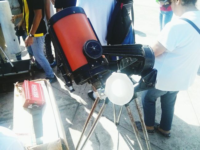 Telescope Telescopio Celestron Celestron C8 Eclipse Eclipse 2017 Astronomy