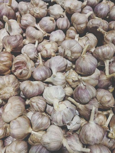 Backgrounds Full Frame Plant Bulb Garlic Garlic Bulb Still Life Close-up Food And Drink